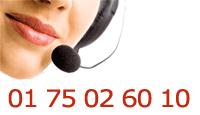 contacter PrintFlux au 01 75 02 60 10